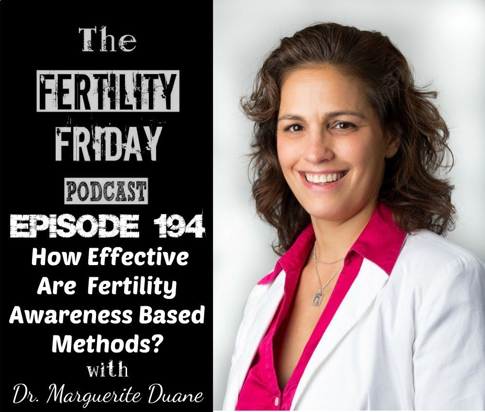 Fertility Friday podcast with Dr. Marguerite Duane