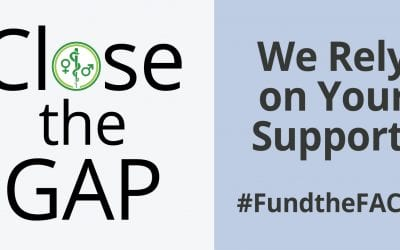 Fund the FACTS & Help Us Close the Gap!