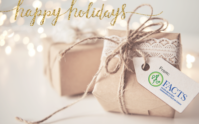 Thank You and Happy Holidays from FACTS!